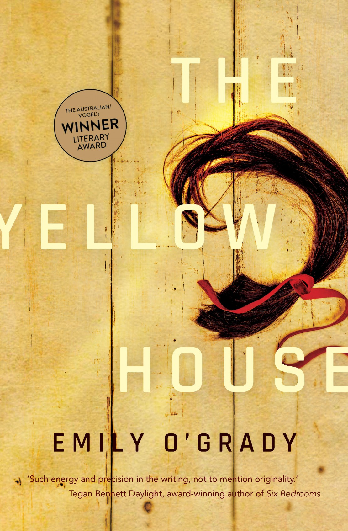 The Yellow House by Emily OGrady