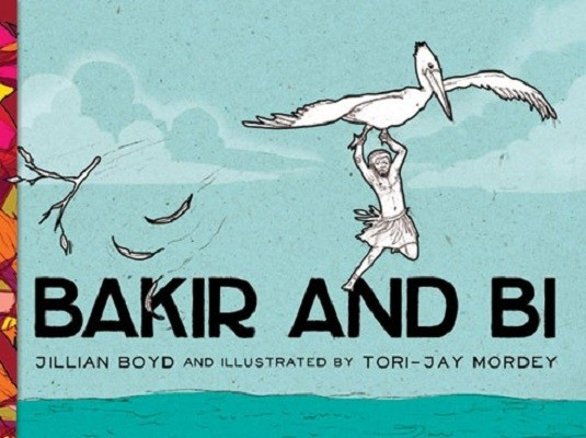 Bakir and Bi by Jillian Boyd and Tori-Jay Mordey