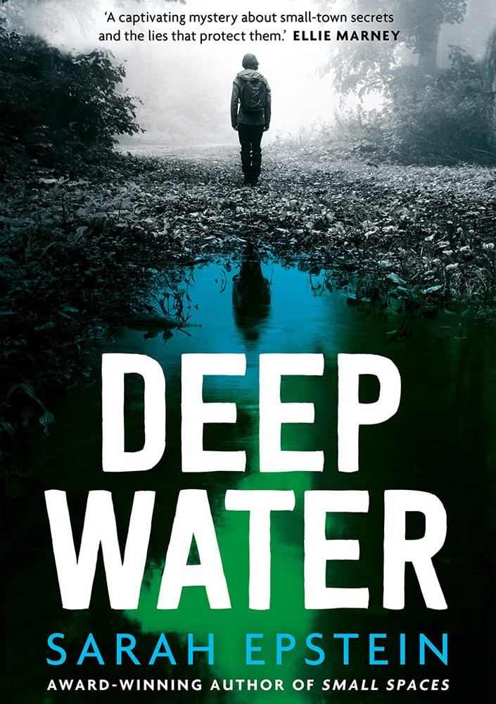 Cover of Deep Water by Sarah Epstein