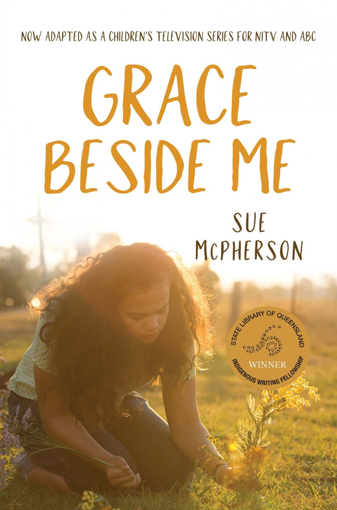 Grace Beside Me by Sue McPherson
