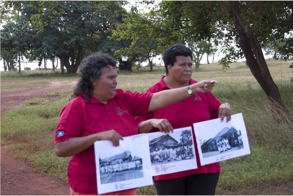 Indigenous Knowledge Centres Two Women