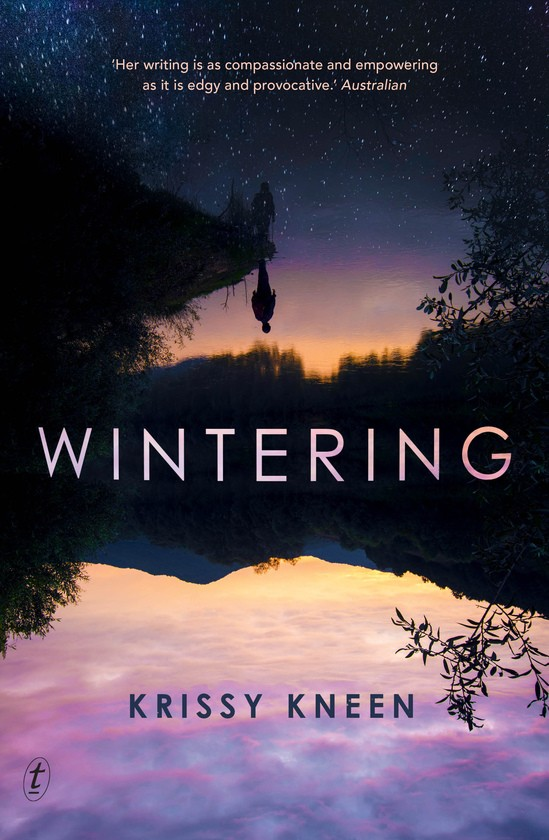 Wintering by Krissy Kneen Text