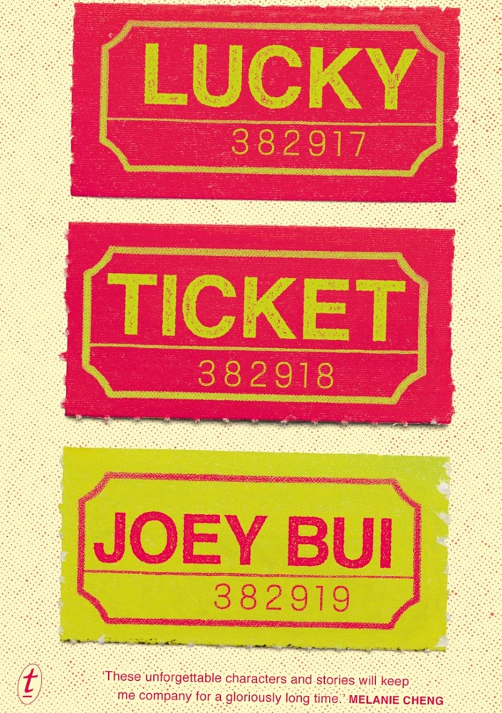 Cover of Lucky Ticket by Joey Bui