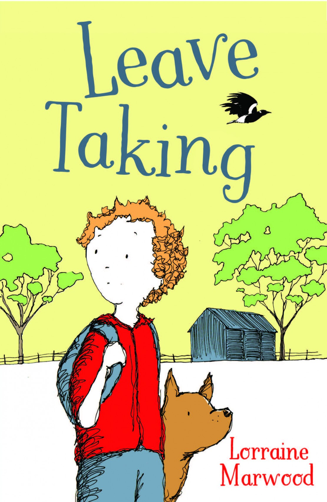 Leave Taking by Lorraine Marwood UQP