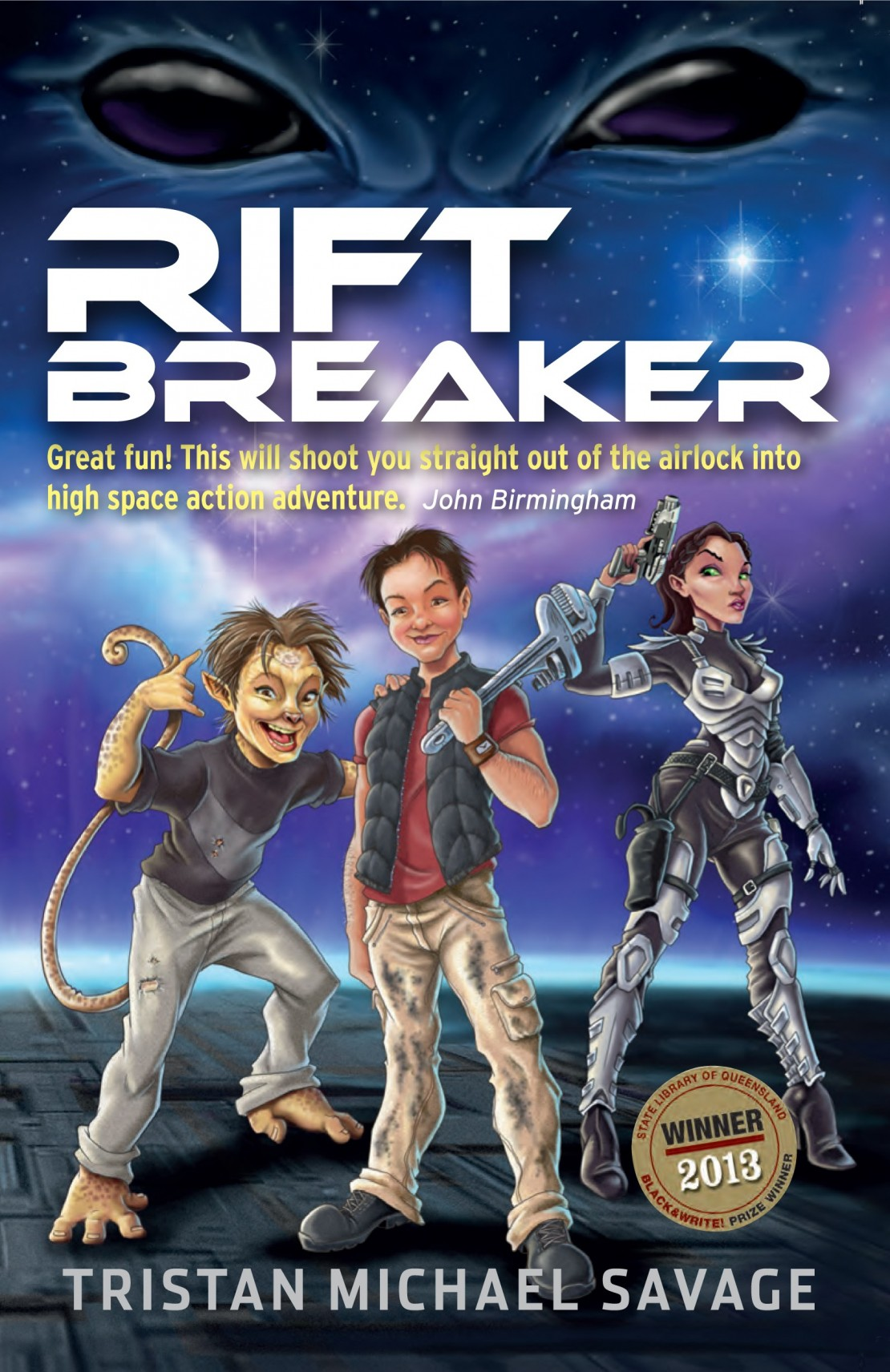 Rift Breaker by Tristan Savage