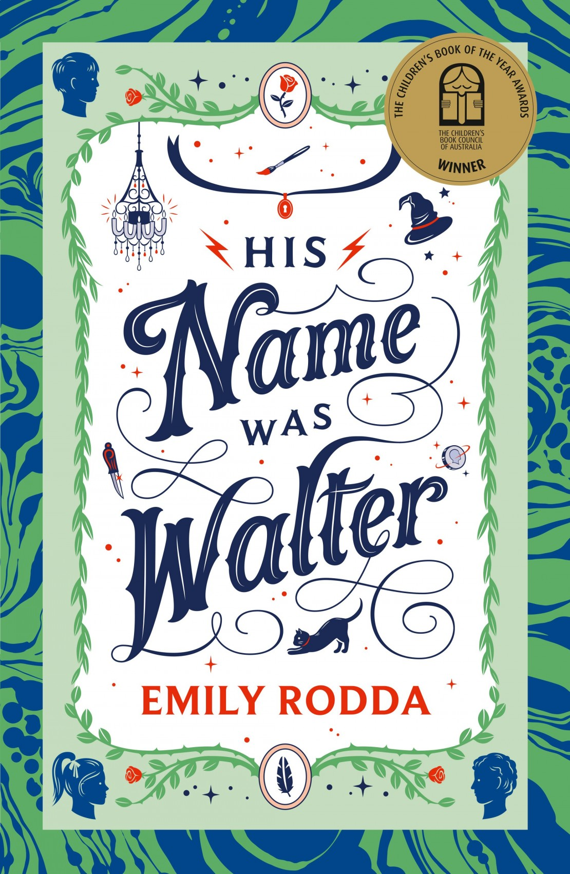 His Name was Walter by Emily Rodda HarperCollins