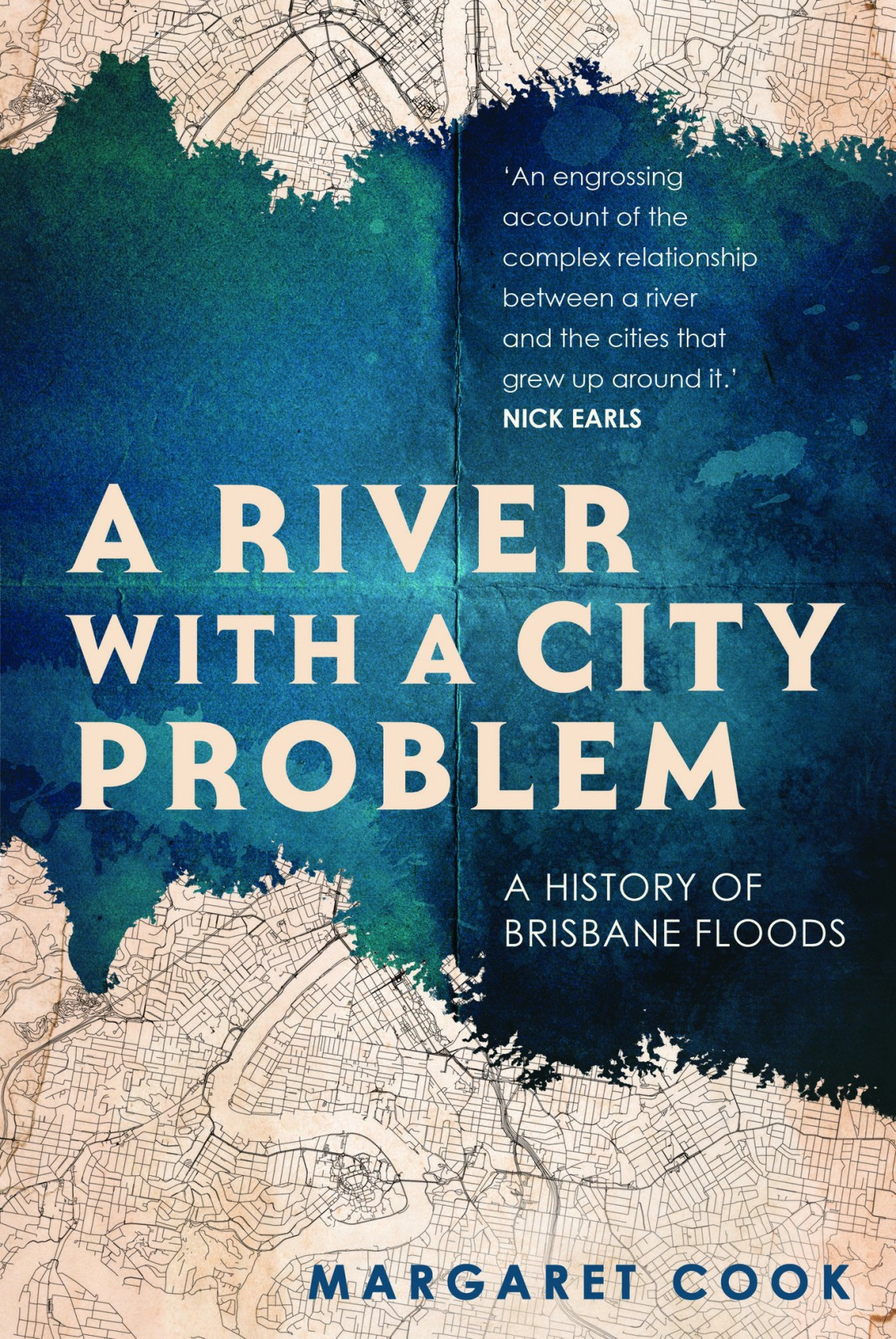 A River with a City Problem by Margaret Cook