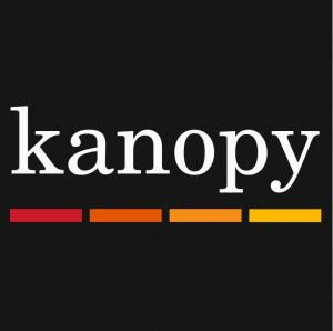 Film streaming service Kanopy logo