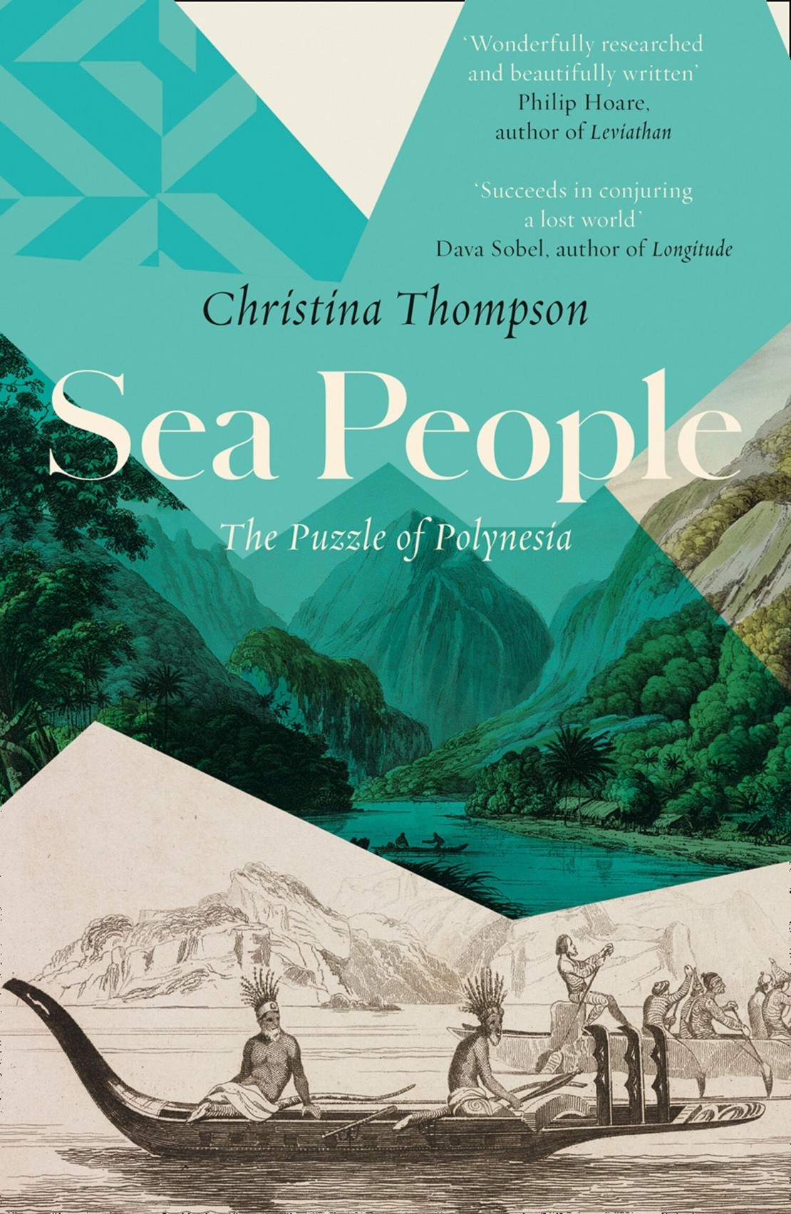 Sea People The Puzzle of Polynesia by Christina Thompson HarperCollins