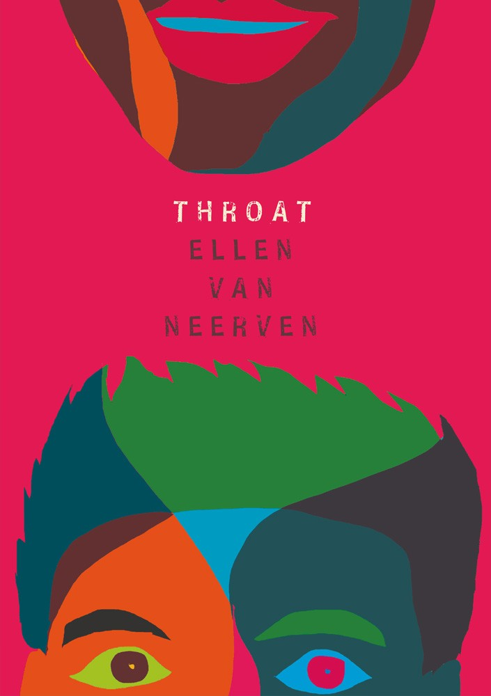 Cover of Throat by Ellen van Neerven