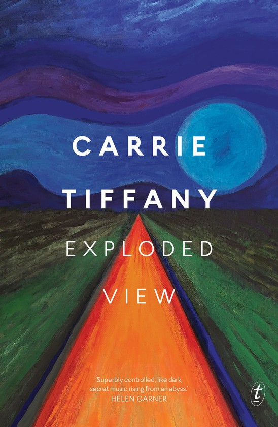 Exploded View by Carrie Tiffany Text