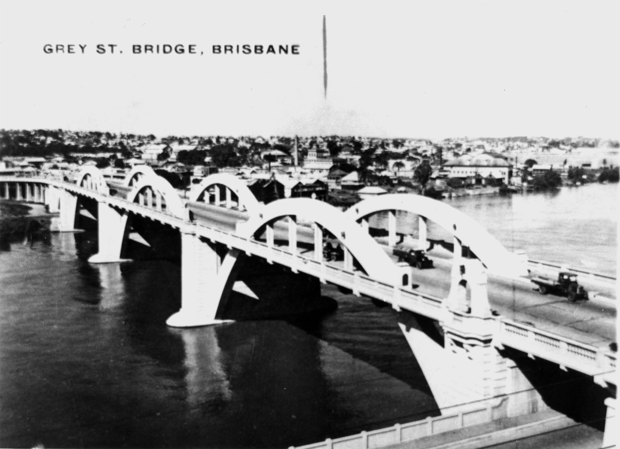 William Jolly Bridge Brisbane